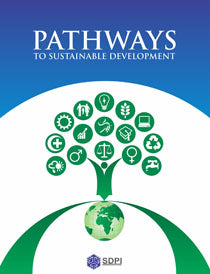 Order your copy of PATHWAYS TO SUSTAINABLE DEVELOPMENT from Urdu Book to get a huge discount along with  Shipping and chance to win  books in the book fair and Urdu bazar online.