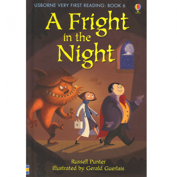 Order your copy of A Fright In The Night:Very First Reading Book 6 published by Ferozsons from Urdu Book to get a huge discount along with  Shipping and chance to win  books in the book fair and Urdu bazar online.