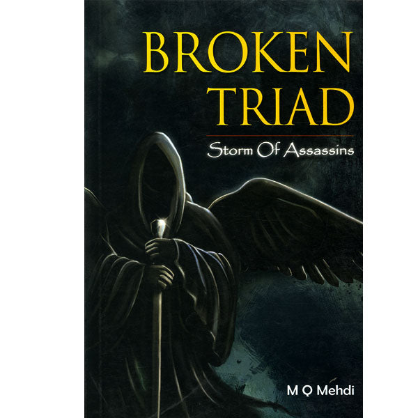 Order your copy of BROKEN TRIAD published by Ferozsons from Urdu Book to get a huge discount along with  Shipping and chance to win  books in the book fair and Urdu bazar online.