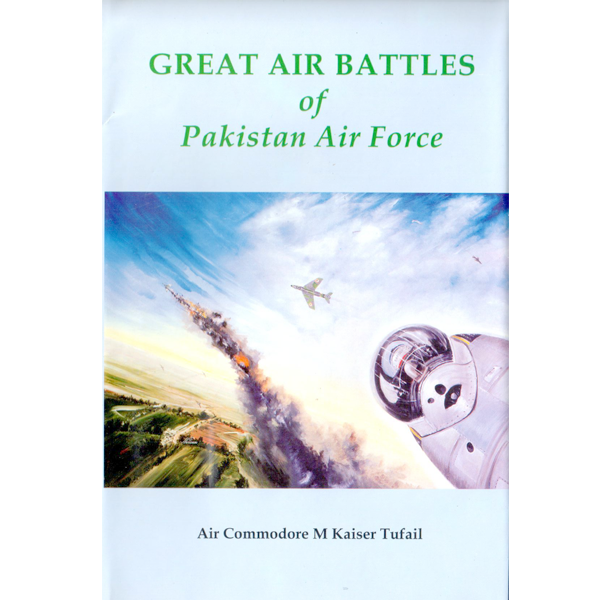 Order your copy of GREAT AIR BATTLES Of Pakistan Air Force published by Ferozsons from Urdu Book to get a huge discount along with  Shipping and chance to win  books in the book fair and Urdu bazar online.