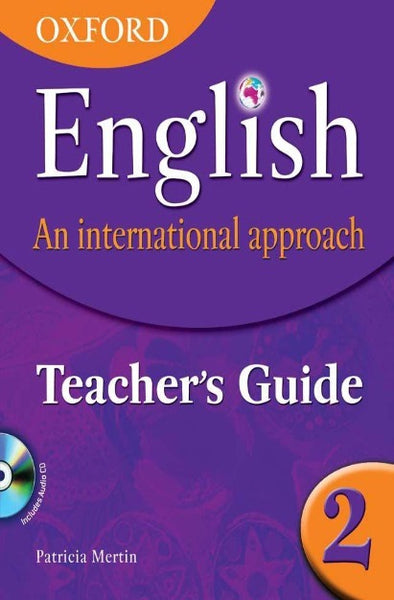 Order your copy of Oxford English: An International Approach Teaching Guide 2 published by Oxford University Press from Urdu Book to get discount along with surprise gifts and chance to win books in Pak book fair.