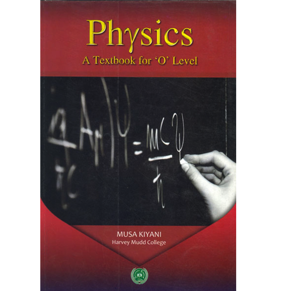 Order your copy of Physics A Textbook For 'O' Level published by Ferozsons from Urdu Book to get a huge discount along with FREE Shipping and chance to win free books in the book fair and Urdu bazar online.