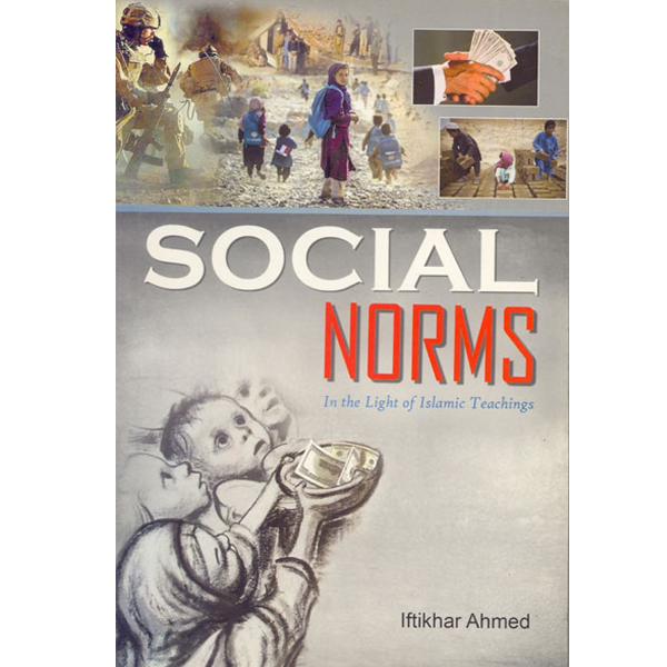 Order your copy of SOCIAL NORMS from Urdu Book to get a huge discount along with  Shipping and chance to win  books in the book fair and Urdu bazar online.