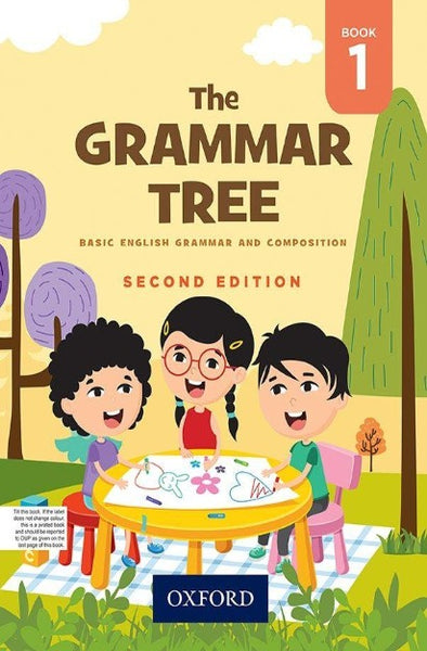 Order your copy of The Grammar Tree Book 1 published by Oxford University Press from Urdu Book to get discount along with surprise gifts and chance to win books in Pak book fair.