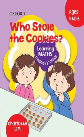 Order your copy of Learning Maths Through Stories: Who Stole the Cookies? from Urdu Book to earn reward points and free shipping on eligible orders.