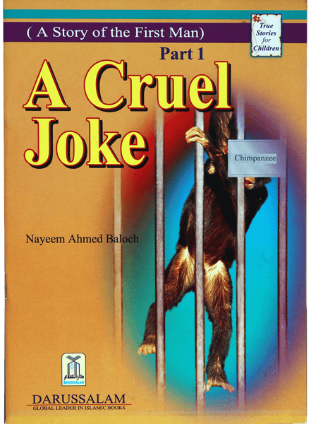 Order your copy of A Cruel Joke published by Darussalam Publishers from Urdu Book to get a huge discount along with FREE Shipping and a chance to win free books in the book fair and Urdu bazar online.