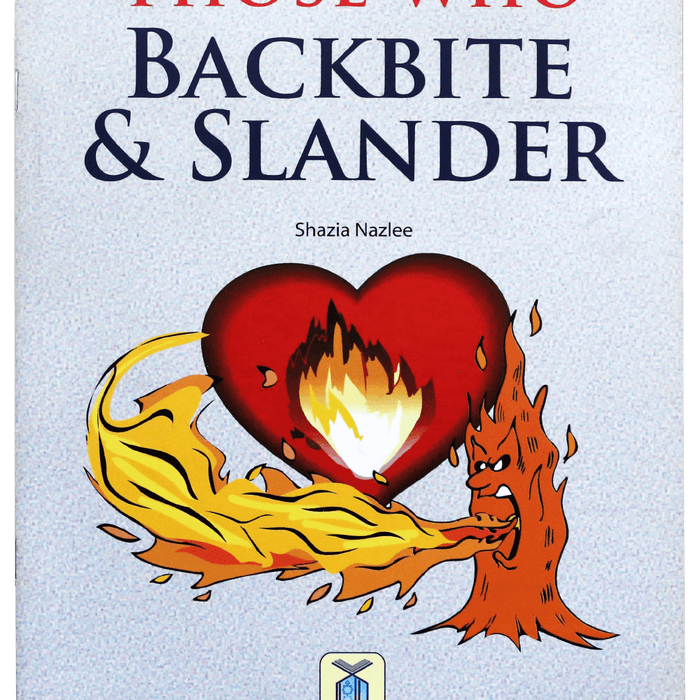 Order your copy of Those who backbite and Slander published by Darussalam Publishers from Urdu Book to get a huge discount along with  Shipping and a chance to win  books in the book fair and Urdu bazar onlin