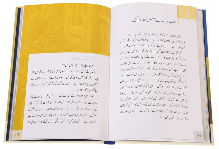 Order your copy of Payaam-e-Seerat پیام سیرت published by Darussalam Publishers from Urdu Book to get huge discount along with FREE Shipping and chance to win free books in book fair and urdu bazar online.