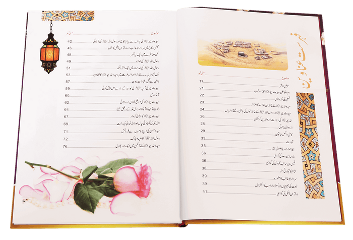 Order your copy of Sayeda Khadija (R.A) Ki Zindagi Kai Sunehray Waqiyat published by Darussalam Publishers from Urdu Book to get huge discount along with  Shipping and chance to win  books in book fair and urdu bazar online.
