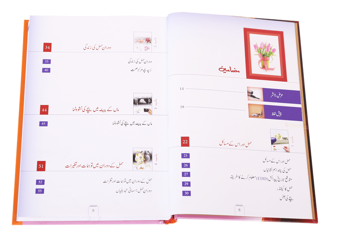 Order your copy of Agar Aap Maa Banny Wali Hein اگر آپ ماں بننے والی ھیں published by Darussalam Publishers from Urdu Book to get a huge discount along with  Shipping and chance to win  books in the book fair and Urdu bazar online.