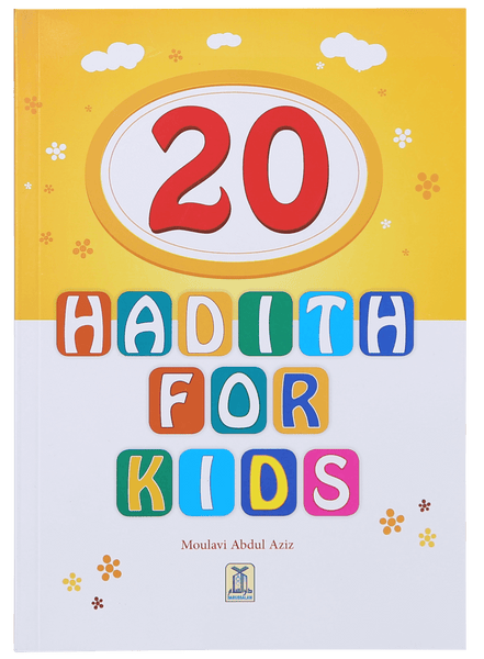 Order your copy of 20 Hadith for Kids published by Darussalam Publishers from Urdu Book to get a huge discount along with  Shipping and chance to win  books in the book fair and Urdu bazar online