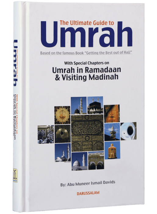 Order your copy of Ultimate Guide to Umrah published by Darussalam Publishers from Urdu Book to get a huge discount along with  Shipping and chance to win  books in the book fair and Urdu bazar online.