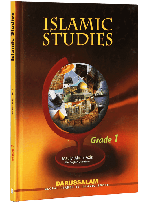 Order your copy of Islamic Studies Grade (vol1 , SC) published by Darussalam Publishers from Urdu Book to get a huge discount along with  Shipping and a chance to win  books in the book fair and Urdu bazar online.