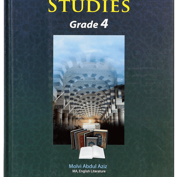 Order your copy of Islamic Studies Grade (vol 4, SC) published by Darussalam Publishers from Urdu Book to get a huge discount along with  Shipping and a chance to win  books in the book fair and Urdu bazar online.