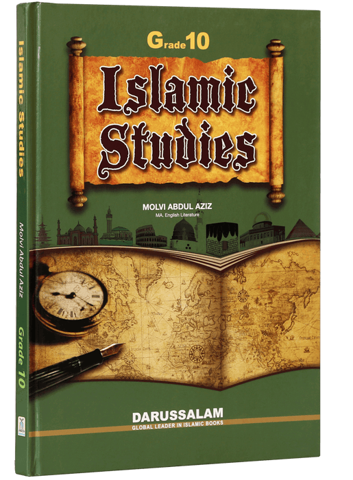 Order your copy of Islamic Studies Grade (vol 10, SC) published by Darussalam Publishers from Urdu Book to get a huge discount along with  Shipping and a chance to win  books in the book fair and Urdu bazar online.