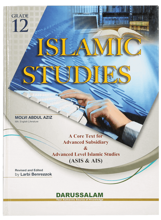 Order your copy of Islamic Studies Grade (vol 12, SC) published by Darussalam Publishers from Urdu Book to get a huge discount along with  Shipping and a chance to win  books in the book fair and Urdu bazar online.