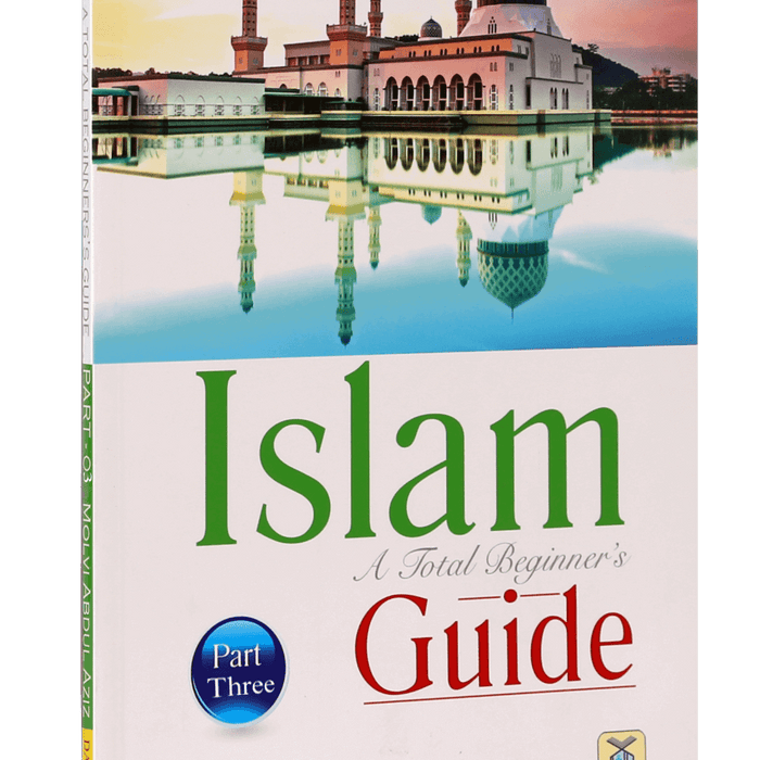 Order your copy of Islam a Total Beginners Guide (3 vols) published by Darussalam Publishers from Urdu Book to get a huge discount along with  Shipping and a chance to win  books in the book fair and Urdu bazar online.
