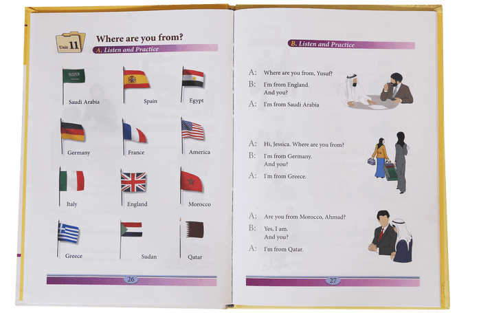 Order your copy of Passport to English Book (vol 1) (Art Paper) published by Darussalam Publishers from Urdu Book to get a huge discount along with  Shipping and a chance to win  books in the book fair and Urdu bazar online.