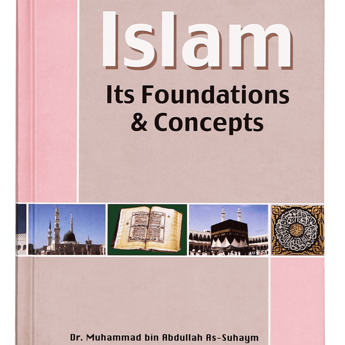 Order your copy of Islam Its Foundation and Concepts published by Darussalam Publishers from Urdu Book to get a huge discount along with  Shipping and a chance to win  books in the book fair and Urdu bazar online.