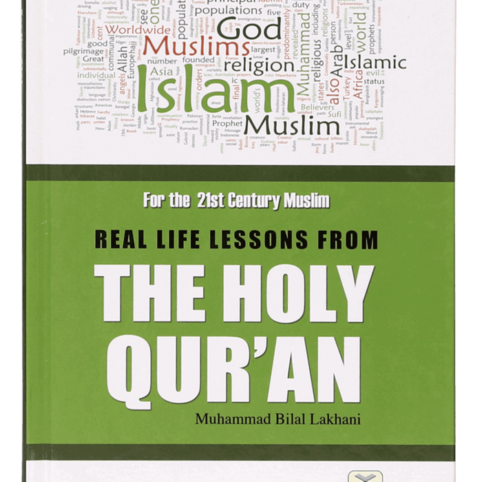 Order your copy of Real life Lessons from the holy Quran published by Darussalam Publishers from Urdu Book to get huge discount along with  Shipping and chance to win  books in book fair and urdu bazar online.