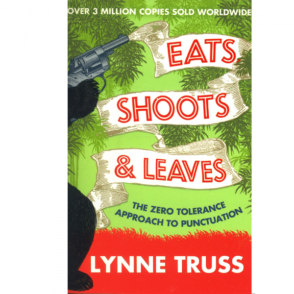 Order your copy of Eats,Shoots,Leaves published by Ferozsons from Urdu Book to get a huge discount along with  Shipping and chance to win  books in the book fair and Urdu bazar online.