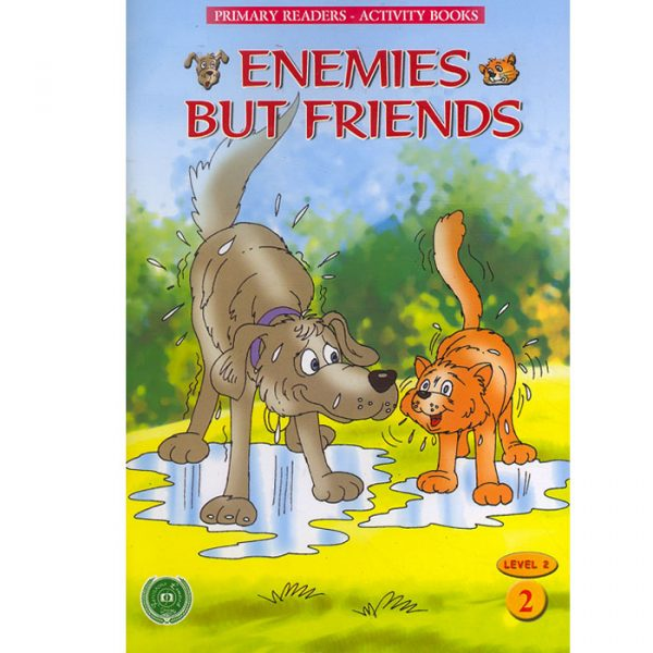 Order your copy of Enemies But Friends (Primary Readers -Activity Books) published by Ferozsons from Urdu Book to get a huge discount along with  Shipping and chance to win  books in the book fair and Urdu bazar online.