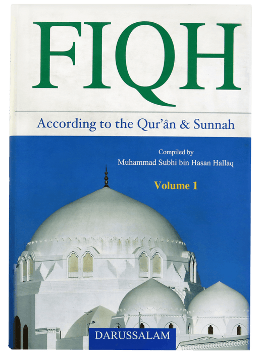 Order your copy of FIQH ACCORDING TO QURAN & SUNNAH - 2.VOL published by Darussalam Publishers from Urdu Book to get a huge discount along with  Shipping and chance to win  books in the book fair and Urdu bazar online.