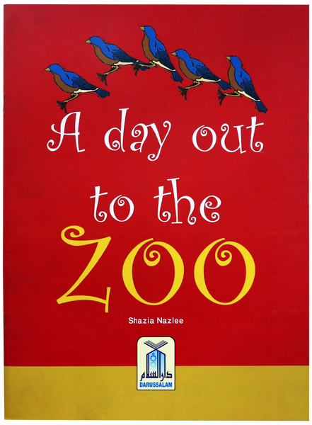 Order your copy of A day out to the Zoo published by Darussalam Publishers from Urdu Book to get a huge discount along with FREE Shipping and a chance to win free books in the book fair and Urdu bazar online.