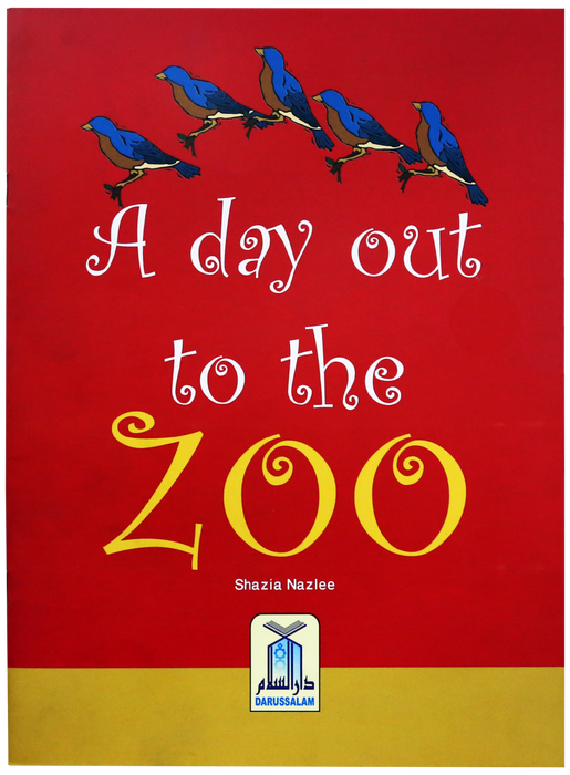 Order your copy of A day out to the Zoo published by Darussalam Publishers from Urdu Book to get a huge discount along with  Shipping and a chance to win  books in the book fair and Urdu bazar online.
