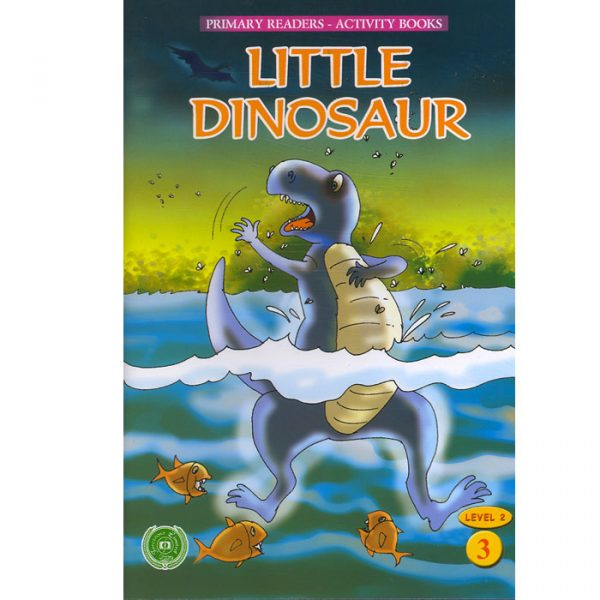 Order your copy of Little Dinosaur (Primary Readers -Activity Books) published by Ferozsons from Urdu Book to get a huge discount along with  Shipping and chance to win  books in the book fair and Urdu bazar online.