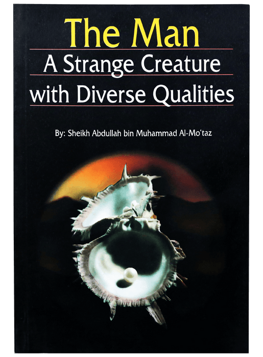 Order your copy of MAN A STRANGE CREATURE published by Darussalam Publishers from Urdu Book to get a huge discount along with  Shipping and a chance to win  books in the book fair and Urdu bazar online.