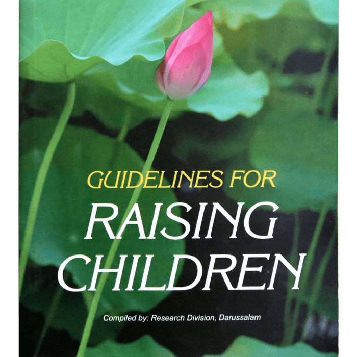 Order your copy of GUIDELINES FOR RAISING CHILDREN published by Darussalam Publishers from Urdu Book to get a huge discount along with  Shipping and a chance to win  books in the book fair and Urdu bazar online.