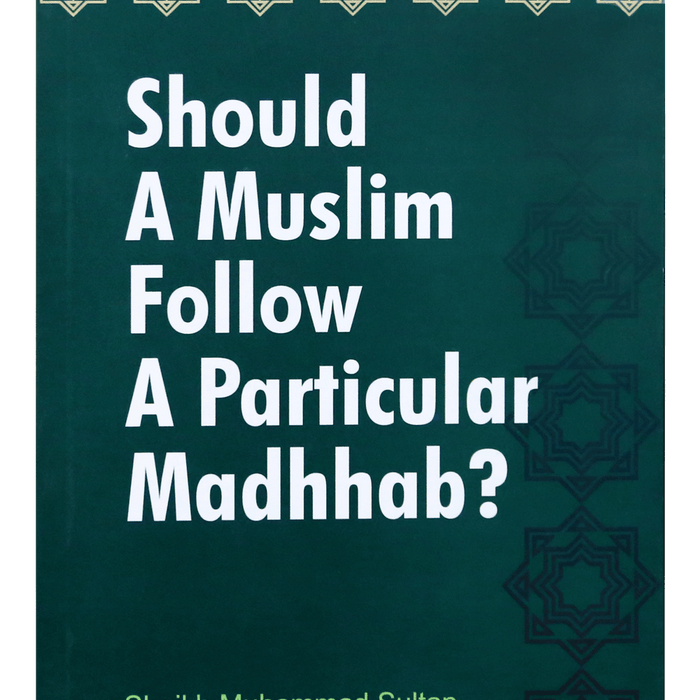 Order your copy of Should A Muslim follow A Particular Madhhab published by Darussalam Publishers from Urdu Book to get a huge discount along with  Shipping and chance to win  books in the book fair and Urdu bazar online.