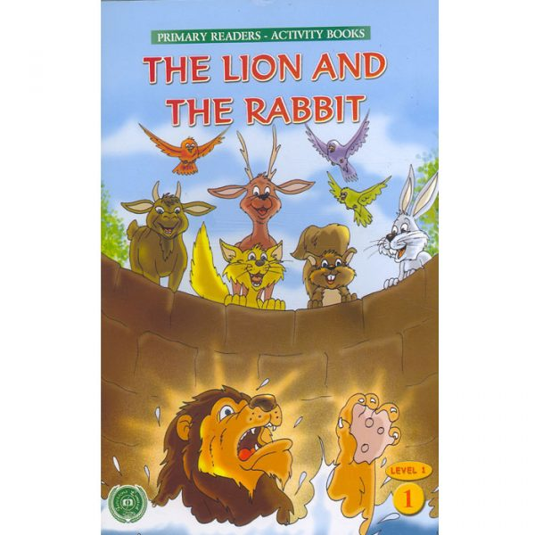 Order your copy of The Lion And The Rabbit (Primary Readers -Activity Books) published by Ferozsons from Urdu Book to get a huge discount along with  Shipping and chance to win  books in the book fair and Urdu bazar online.