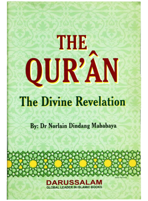 Order your copy of THE QURAN THE DIVINE REVELATION published by Darussalam Publishers from Urdu Book to get huge discount along with  Shipping and chance to win  books in book fair.
