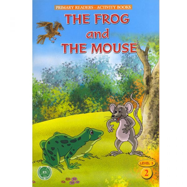 Order your copy of The Frog And The Mouse(Primary Readers -Activity Books) published by Ferozsons from Urdu Book to get a huge discount along with  Shipping and chance to win  books in the book fair and Urdu bazar online.