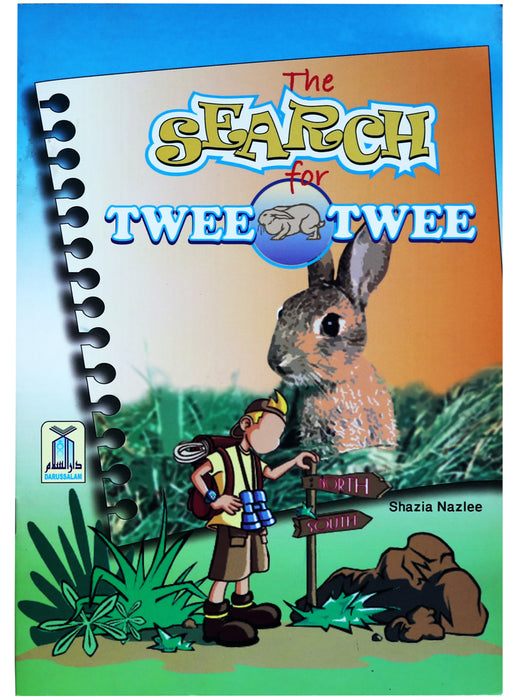 Order your copy of The Search for Twee Twee published by Darussalam Publishers from Urdu Book to get a huge discount along with  Shipping and a chance to win  books in the book fair and Urdu bazar online.