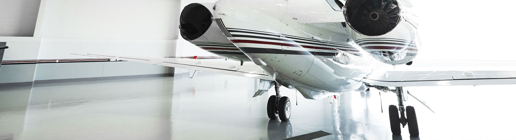 Aircraft Hanger Floor Coating