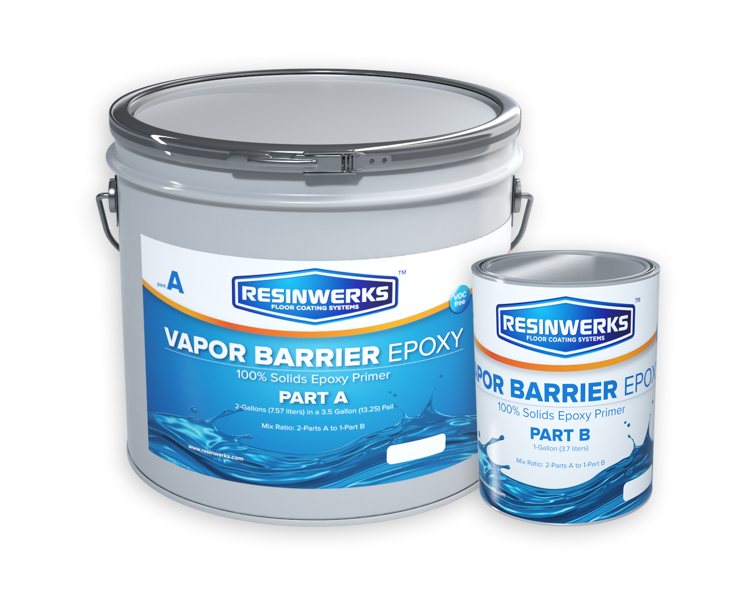 Vapor Barrier Epoxy