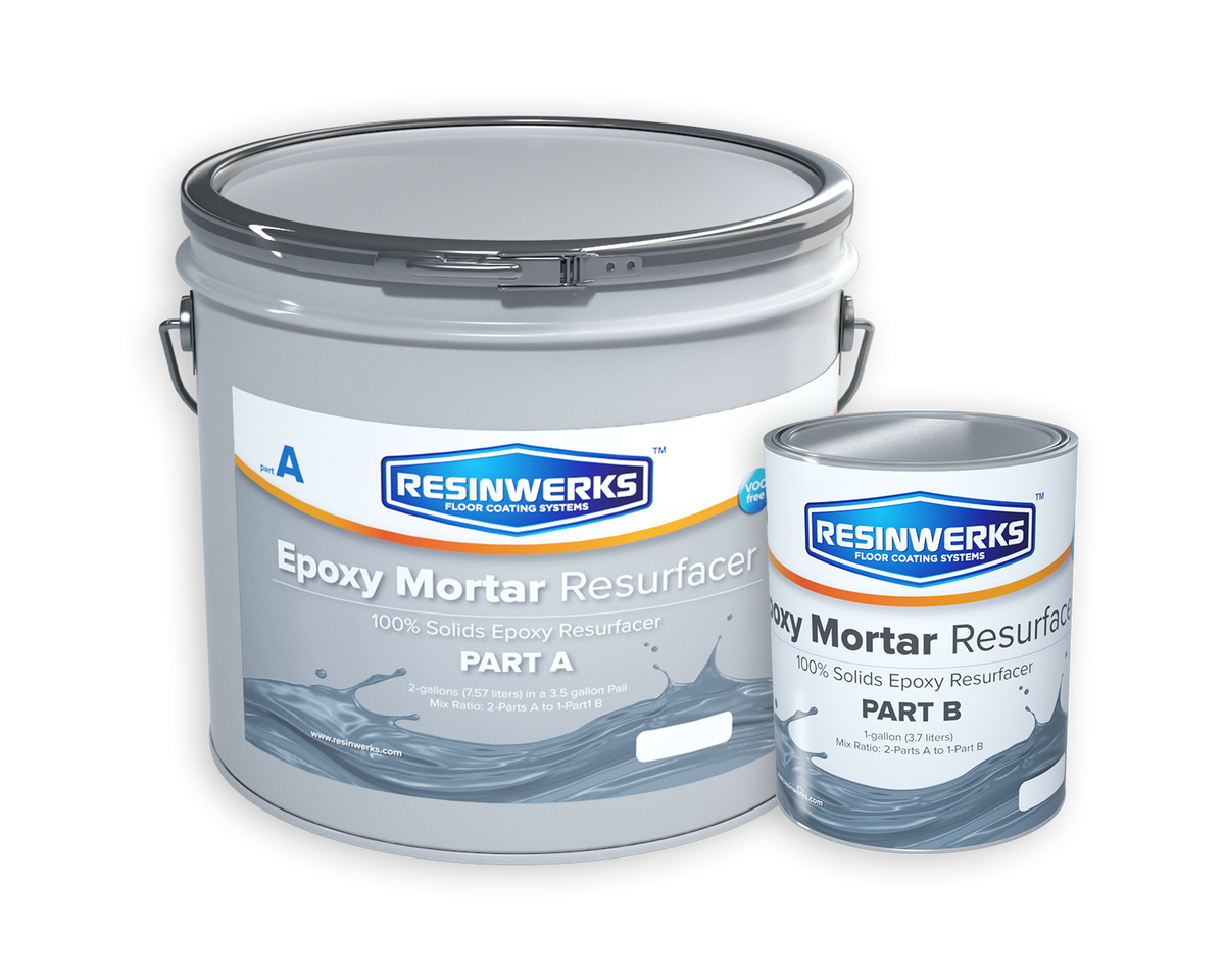 Epoxy Mortar Resurfacer