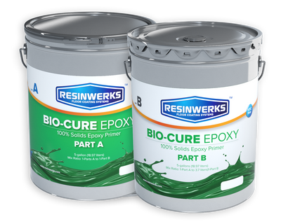 Bio-Cure EP Plant Based Epoxy Resin 10-Gallon Kit