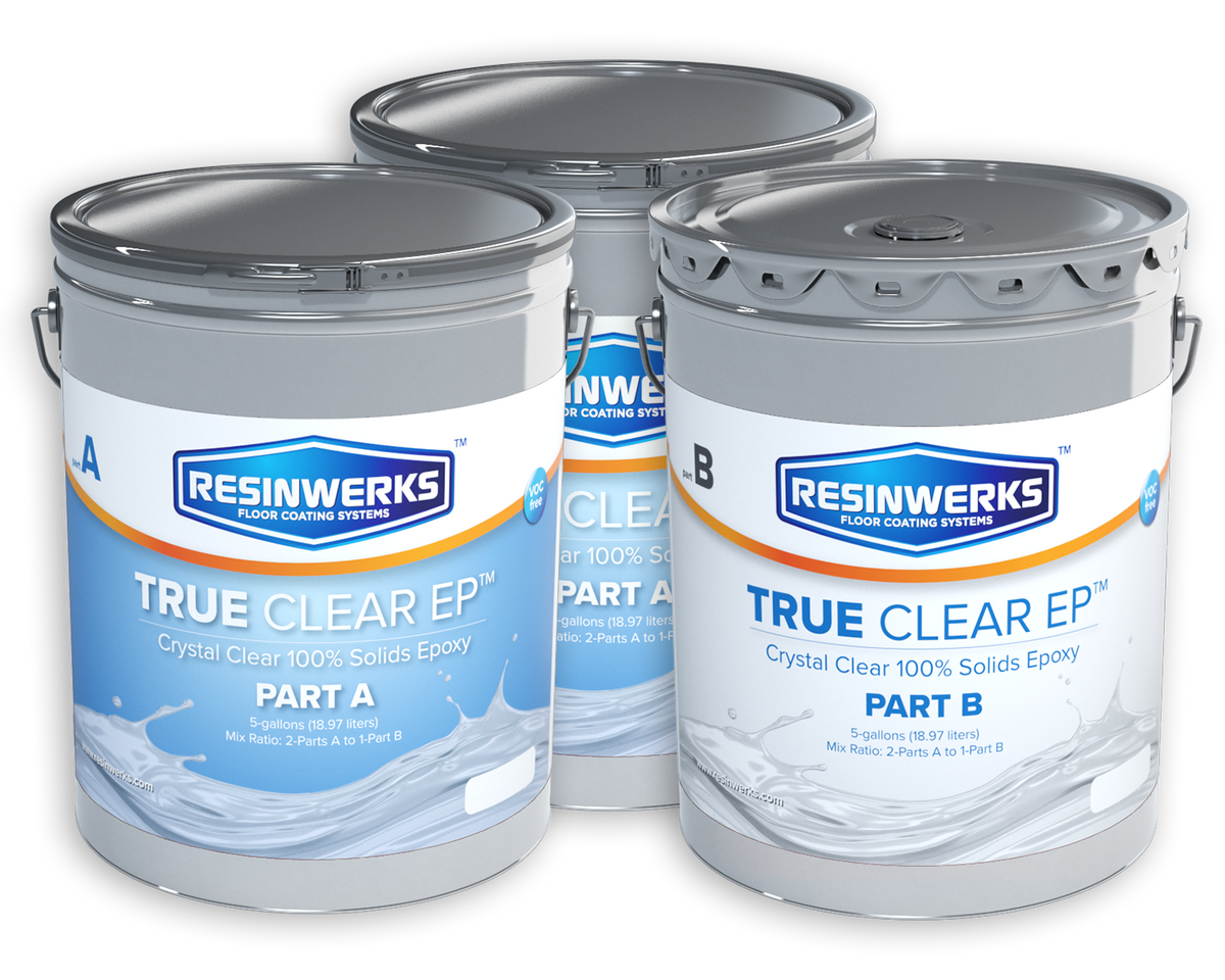 True Clear EP™