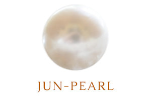 Pearl for beautiful jewelries