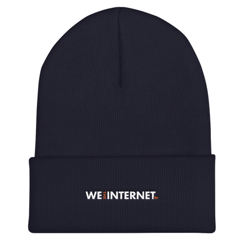 We the Internet TV Beanie