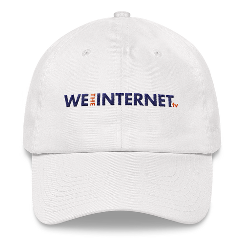 Official We the Internet TV Hat