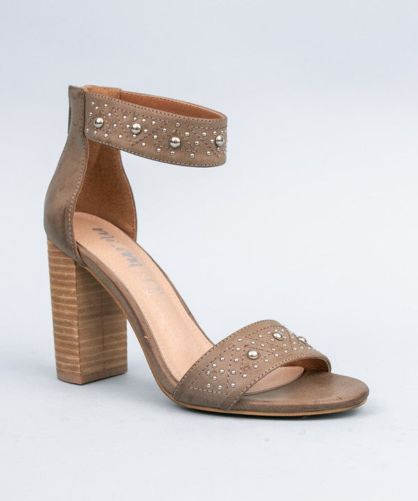 Audrey Heel - Acoustic Living Boutique