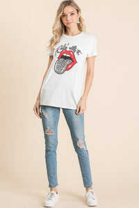Rollin' With It Tee - Acoustic Living Boutique