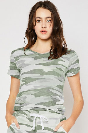 Camo Matching Loungewear Set - AcousticLiving
