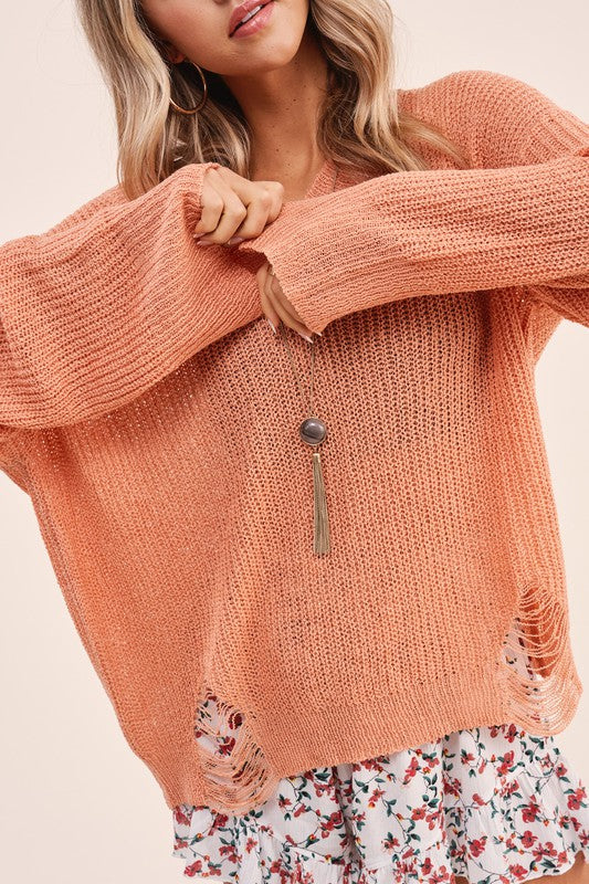 Melly Sweater - Acoustic Living Boutique