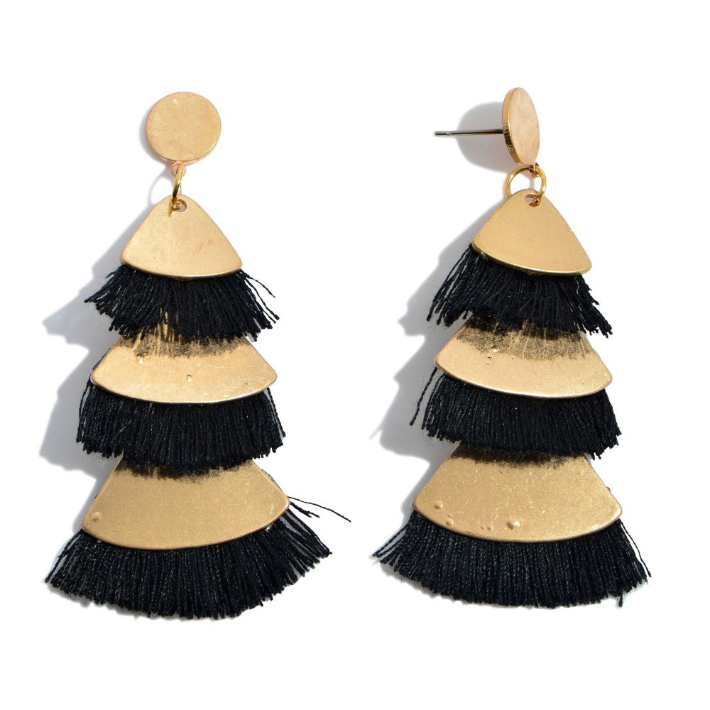Buzzin' All Over Me Earrings - Acoustic Living Boutique